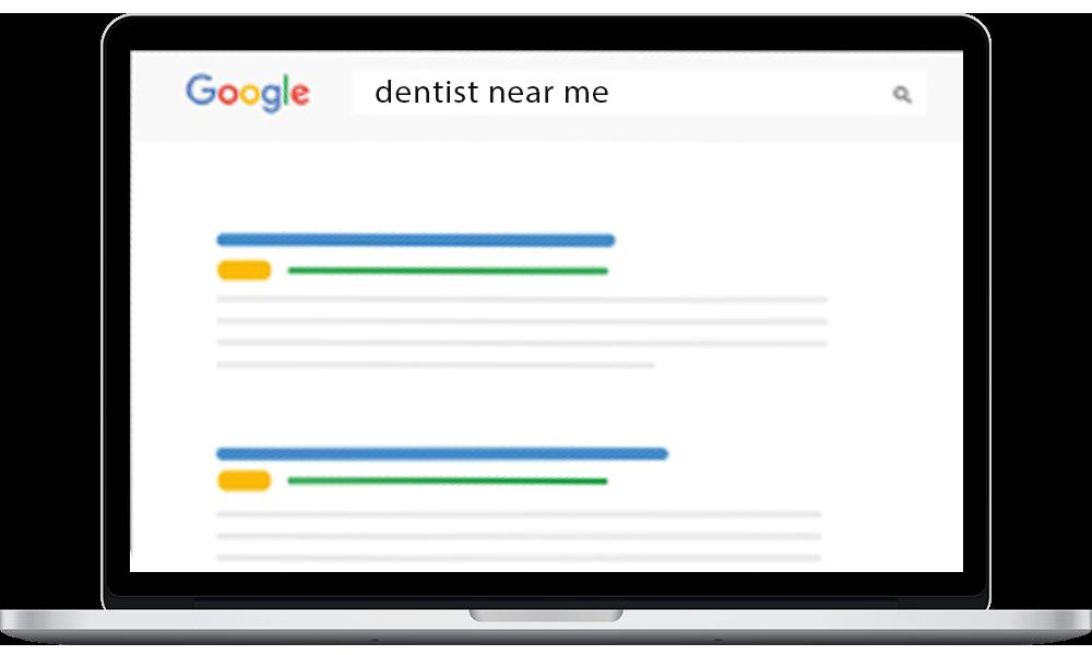 google ppc dentist